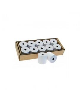 50 rouleaux/Bobines, papier thermique pour imprimante ticket caisse 80 mm